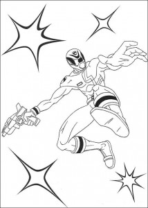 coloring page Power Rangers (80)