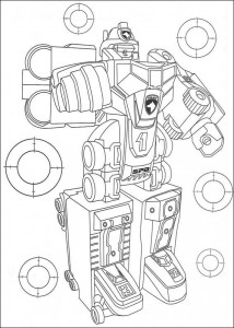 coloring page Power Rangers (82)
