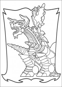 coloring page Power Rangers (83)