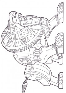 coloring page Power Rangers (86)