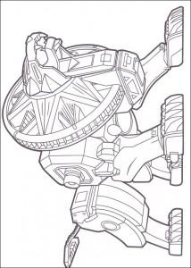 målarbok Power Rangers (86)
