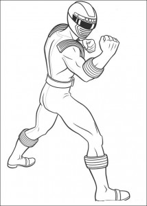 coloring page Power Rangers (94)