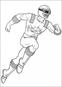 målarbok Power Rangers (95)