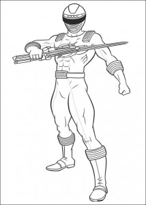 coloring page Power Rangers (97)