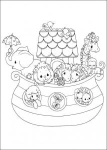 coloring page Koselige øyeblikk (4)