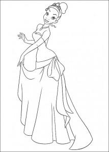 målarbok Prinsessan och grodan (14)