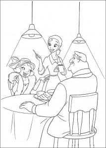 målarbok Prinsessan och grodan (23)
