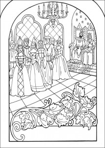 coloring page Princess Leonora (12)