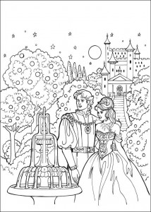 coloring page Princess Leonora (13)
