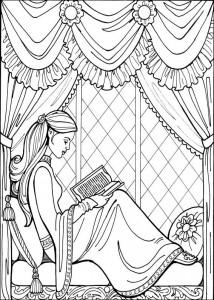 kleurplaat Prinses Leonora (16)