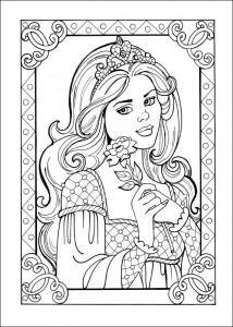 kleurplaat Prinses Leonora (5)