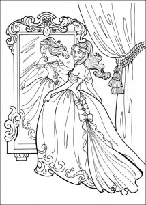 coloring page Princess Leonora (7)
