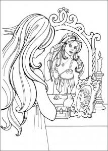 målarbok Prinsessan Leonora