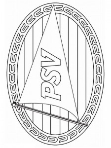 coloring page psv