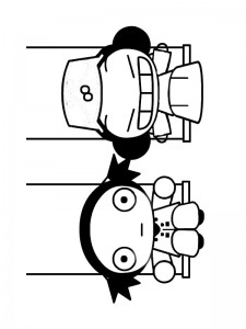 boyama sayfası Pucca (10)
