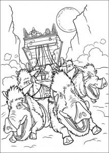 målarbok Puss i stövlar (9)