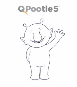 kleurplaat Q-pootle-5