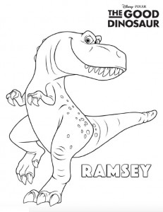 ramsey coloring page