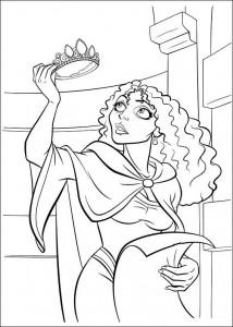 Malvorlage Rapunzel (14)