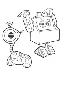 ray jack coloring page