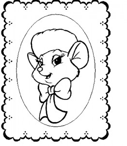 coloring page Rescuers (1)