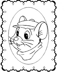 coloring page Rescuers (2)