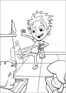 coloring page Regent meatballs (11)