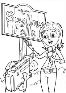 coloring page Regent meatballs (20)