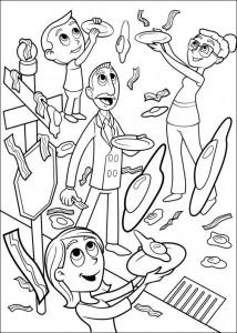 coloring page Regent meatballs (25)