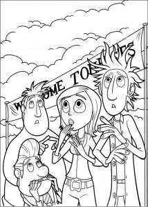 coloring page Regent meatballs (30)