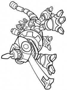 reptool coloring page