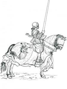 målarbok Riddare (37)