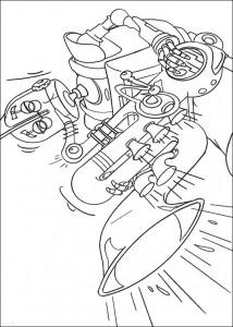 målarbok Roboter (10)