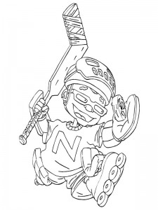 coloring page Rocket Power (30)