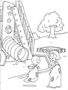 coloring page Rocket Power (58)