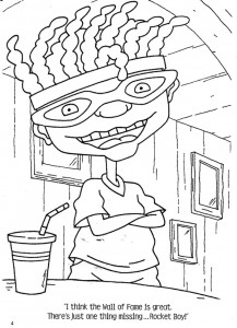 coloring page Rocket Power (70)