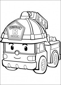 coloring page roi