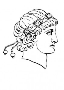 coloring Roman image (1)