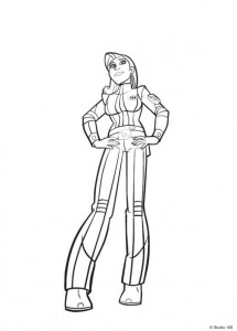 coloring page Rox (11)