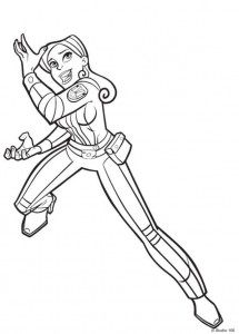 coloring page Rox (14)