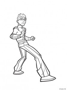 coloring page Rox (21)