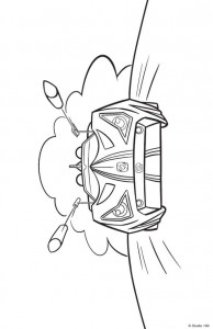 Dibujo para colorear Rox (35)