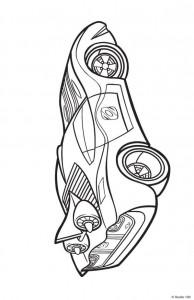 kleurplaat Rox (40)