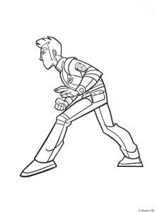 Dibujo para colorear Rox (42)