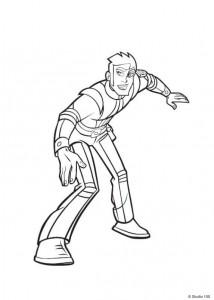 Dibujo para colorear Rox (47)
