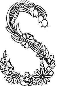 coloring page S (1)