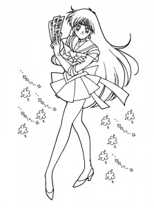 coloring page Sailor Moon (11)