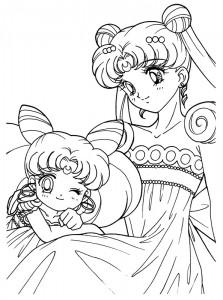 målarbok Sailor Moon (12)