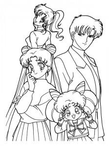 målarbok Sailor Moon (13)