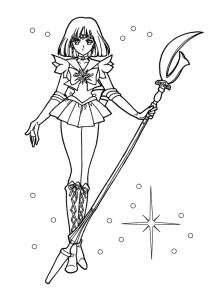 Malvorlage Sailor Moon (22)